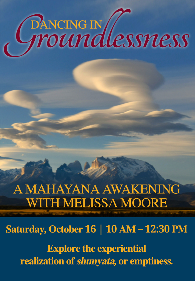 Dancing in Groundlessness: A Mahayana Awakening